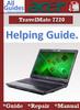 Thumbnail Acer TravelMate 7720 Guide Repair Manual